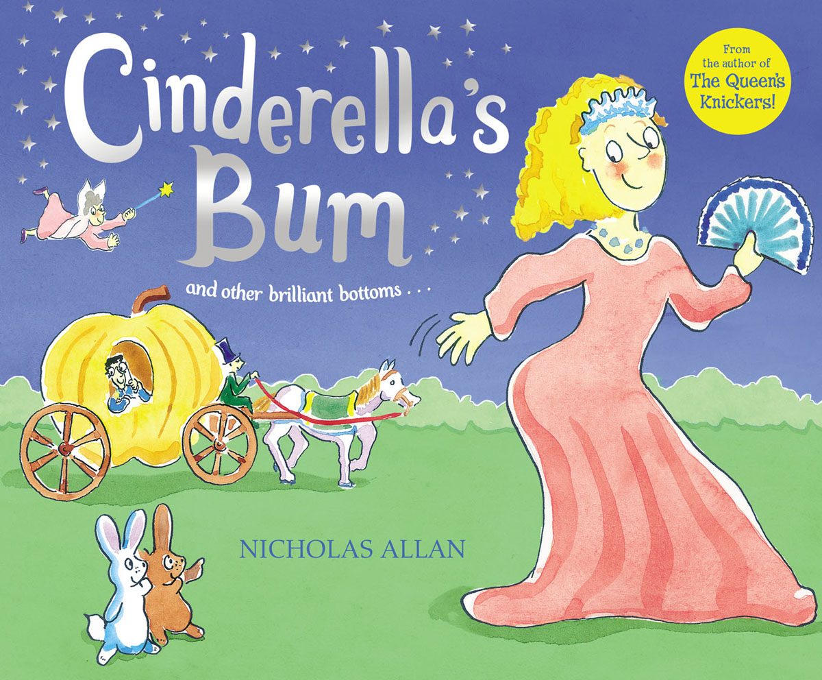Cinderella's Bum laugh out loud holiday jokes for kids