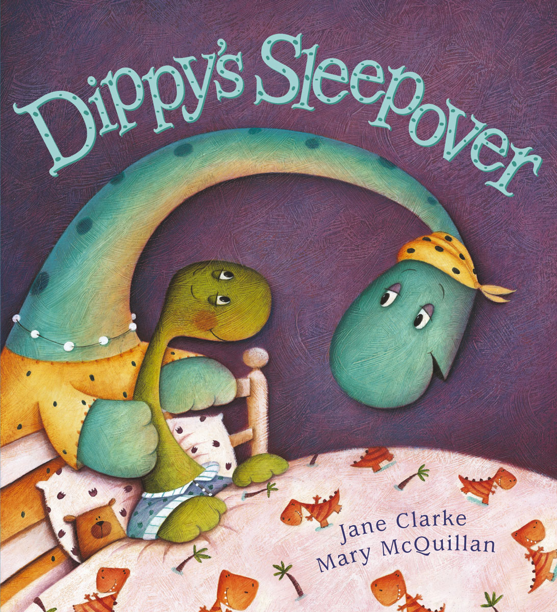 Dippy's Sleepover lucky stars 8 the sleepover wish
