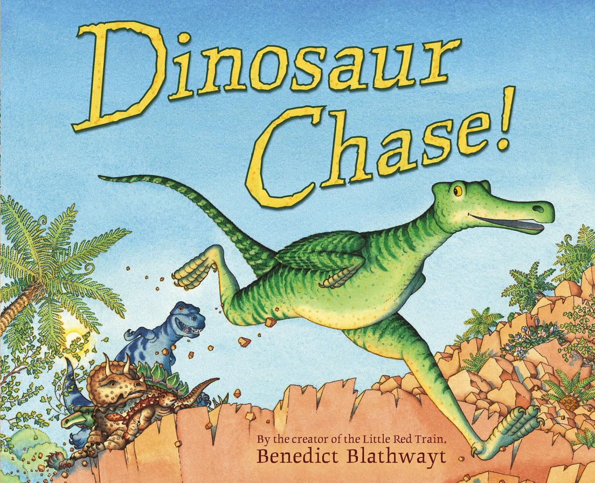 Dinosaur Chase! leap of faith