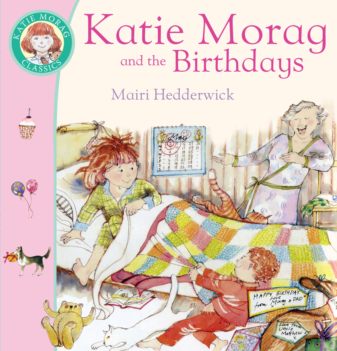 Katie Morag And The Birthdays a katie kazoo christmas