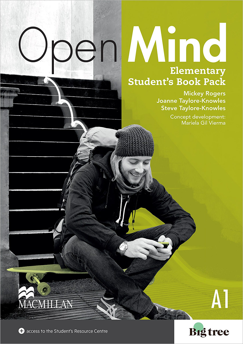 Open Mind: Elementary: Student's Book Pack (+ DVD-ROM) global elementary teacher's book resource cd pack