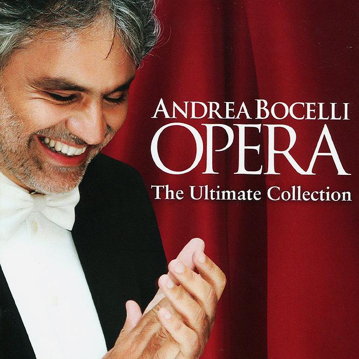 Андреа Бочелли Andrea Bocelli. Opera. The Ultimate Collection андреа бочелли andrea bocelli cinema limited edition 2 lp