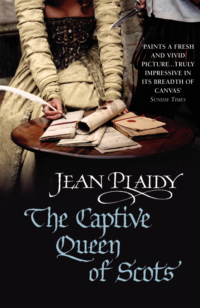 Captive Queen of Scots tim vicary mary queen of scots