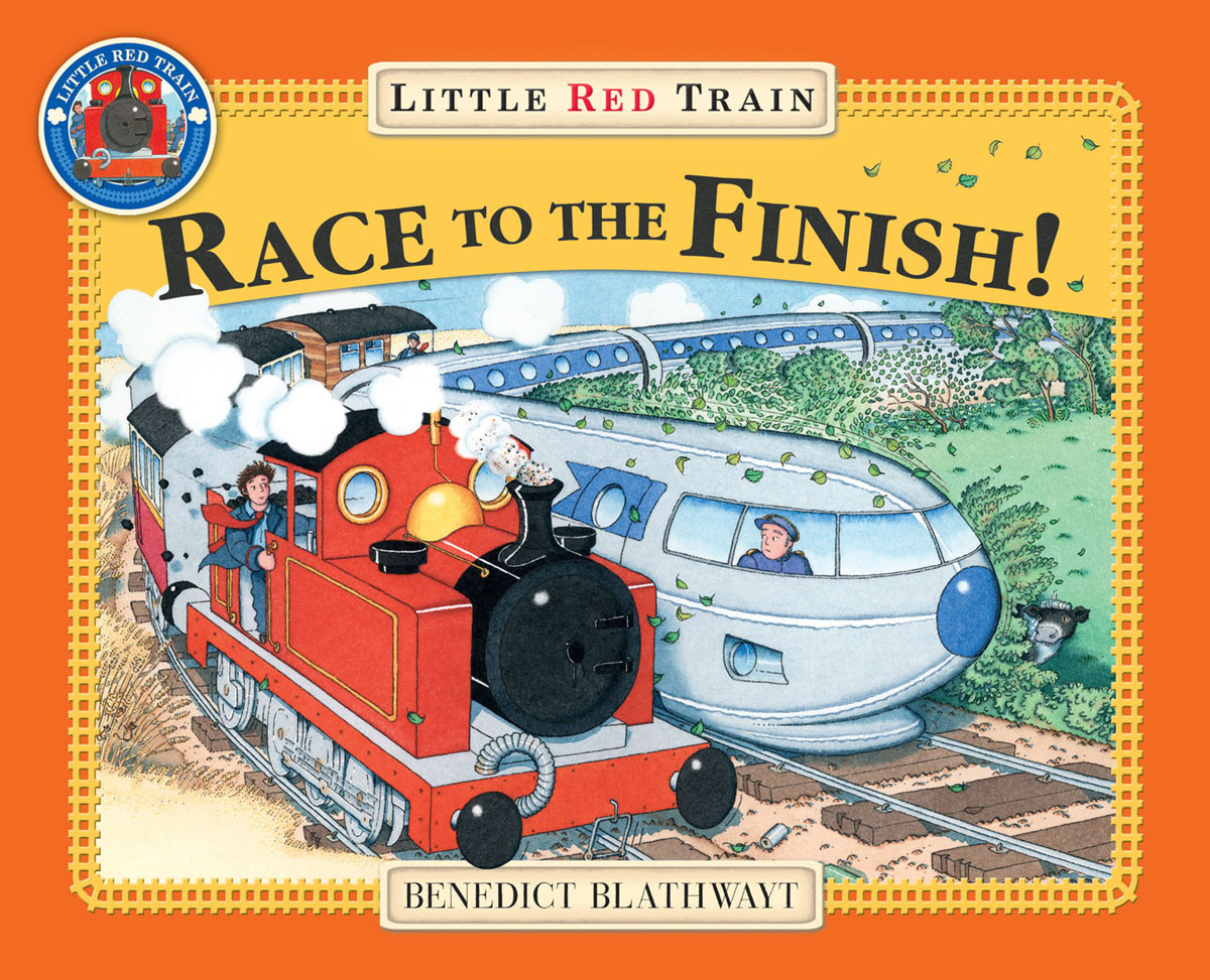 Little Red Train's Race to the Finish little red train s race to the finish