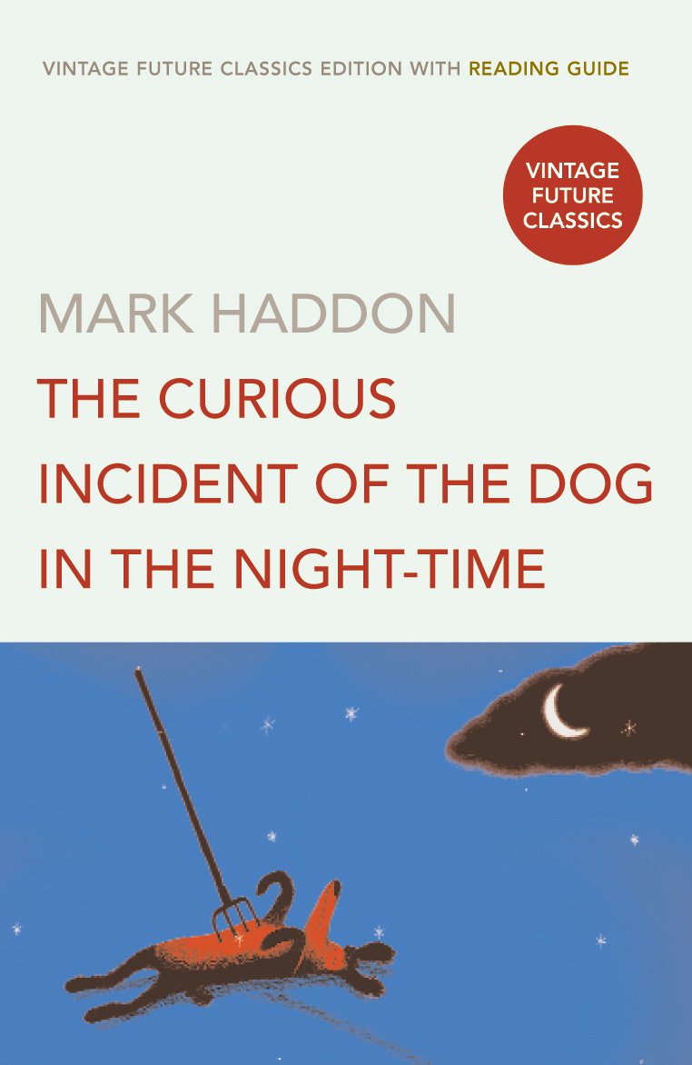 Curious Incident Of The Dog In The Night-Time heir of the dog
