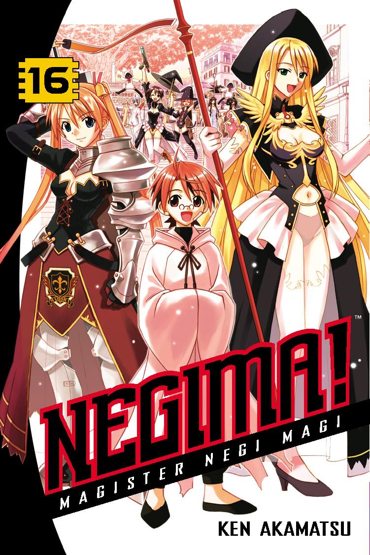 Negima Volume 16 negima 28