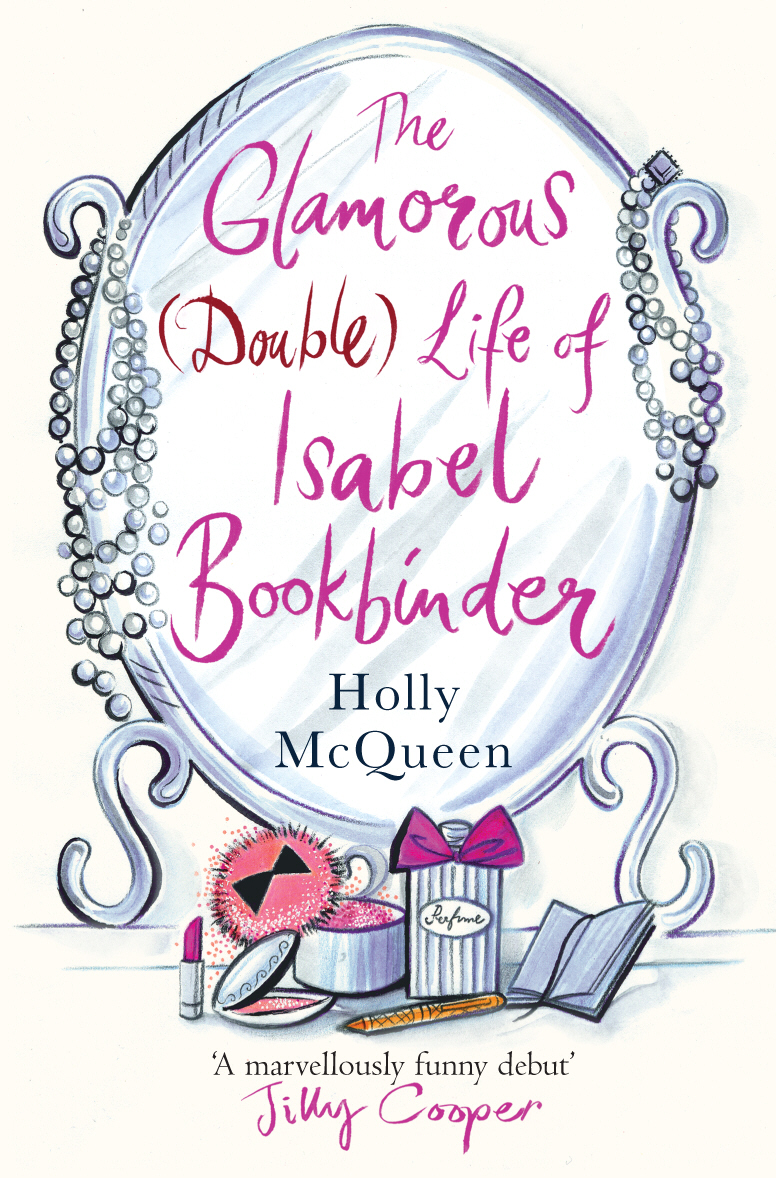 Glamorous (Double) Life of Isabel Bookbinder spark of life
