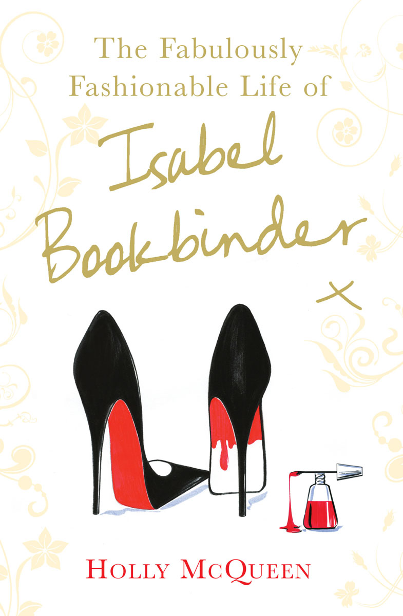 Fabulously Fashionable Life of Isabel Bookbinder spark of life