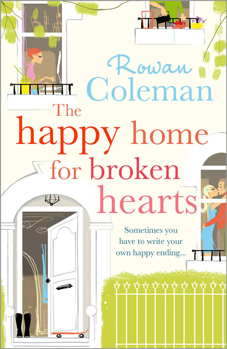 The Happy Home for Broken Hearts bankruptcy and insolvency accounting