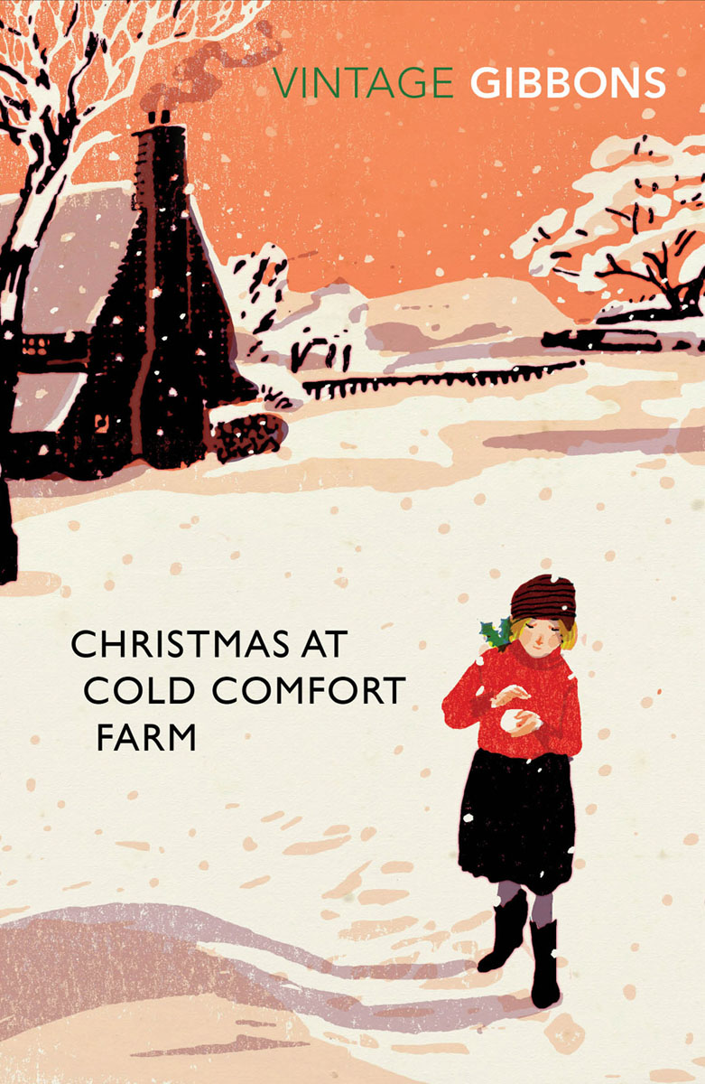 Christmas at Cold Comfort Farm mick johnson motivation is at