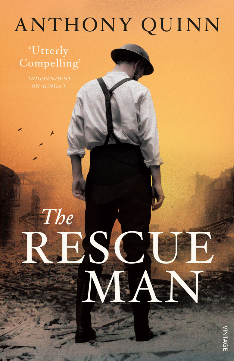 The Rescue Man ruins