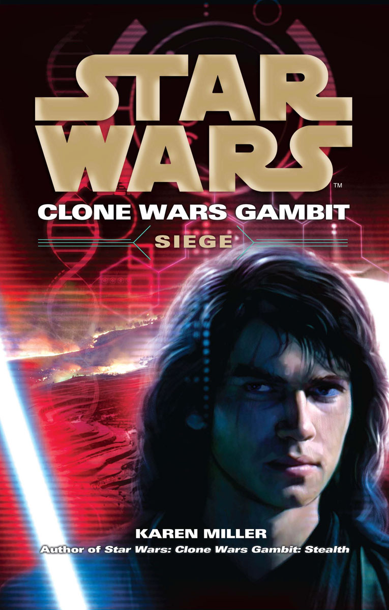 Star Wars: Clone Wars Gambit - Siege coe david b the horsemens gambit book two of blood of the southlands