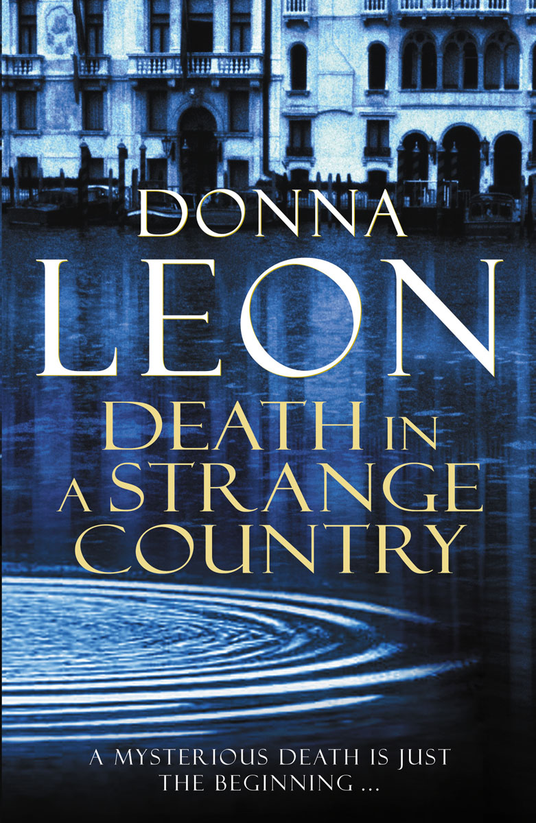 Death In A Strange Country death