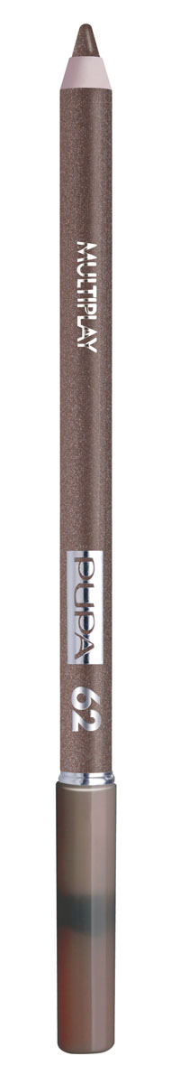 PUPA Карандаш для век с аппликатором Multiplay Eye Pencil тон№62 золотой коричневый, 1.2 г new brand 0 40