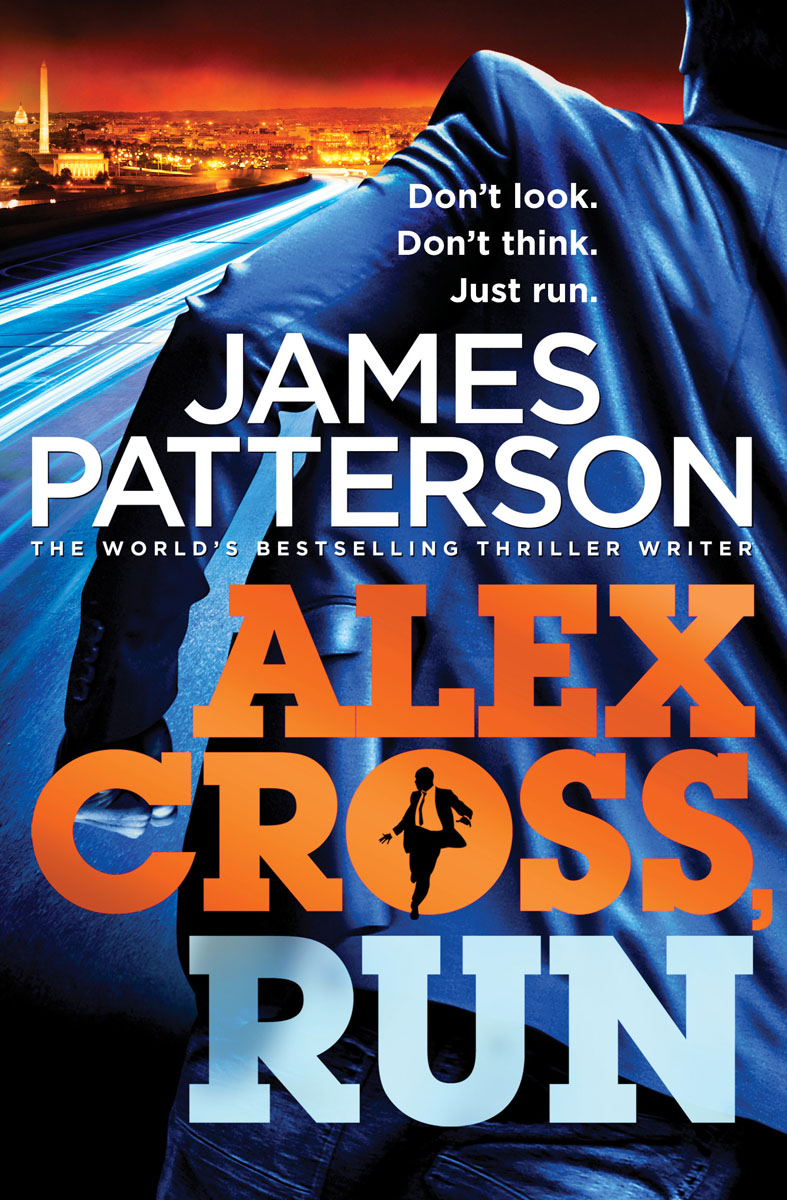 Alex Cross, Run patterson james alex cross run