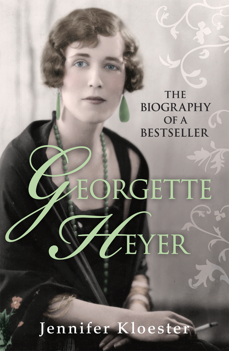 Georgette Heyer Biography introduction to film