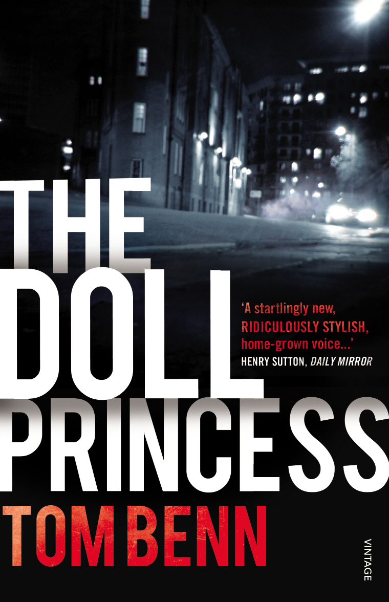 The Doll Princess hailey a the evening news