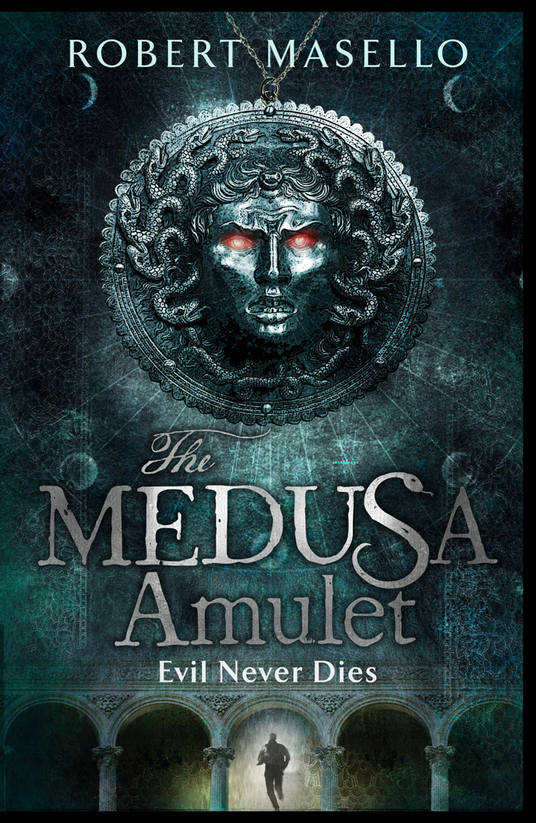 The Medusa Amulet the salmon who dared to leap higher