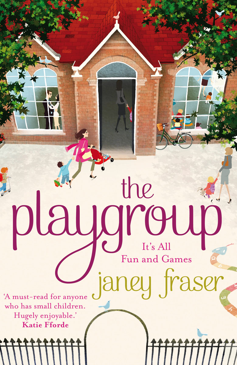 The Playgroup what she left