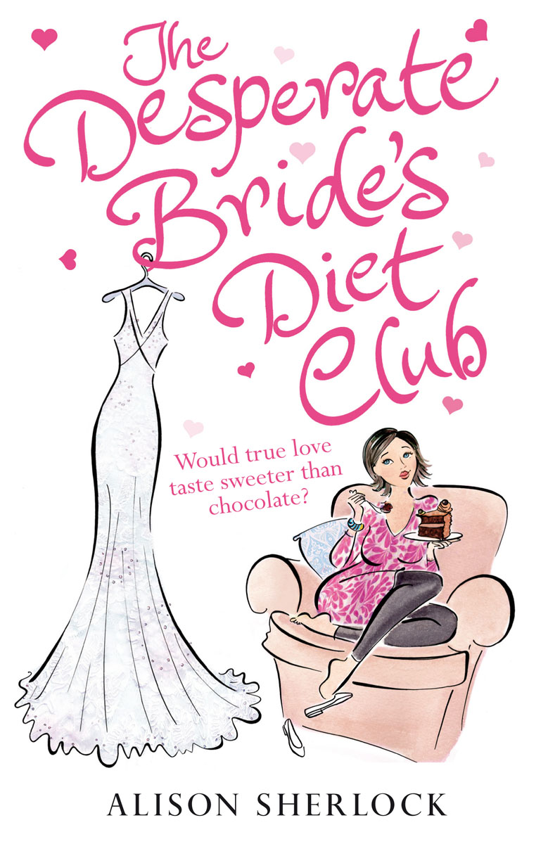 The Desperate Bride's Diet Club mick johnson motivation is at
