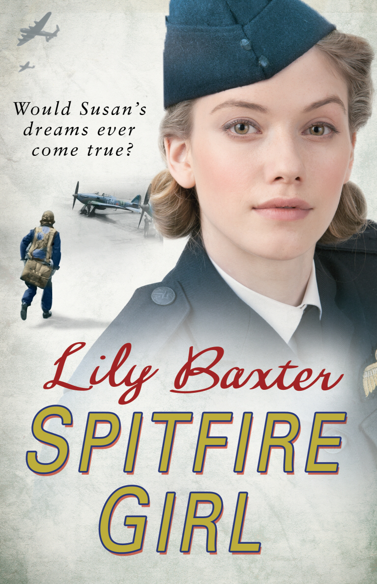 Spitfire Girl britain and her people