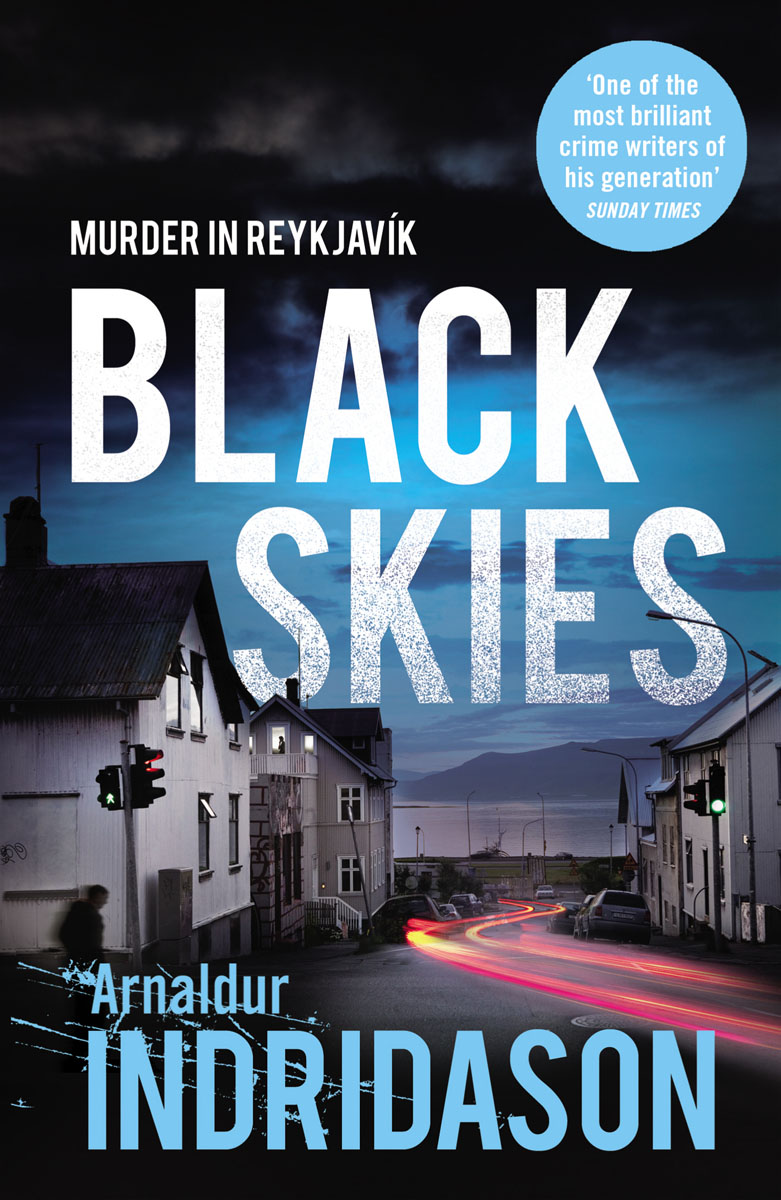 Black Skies a vision of murder