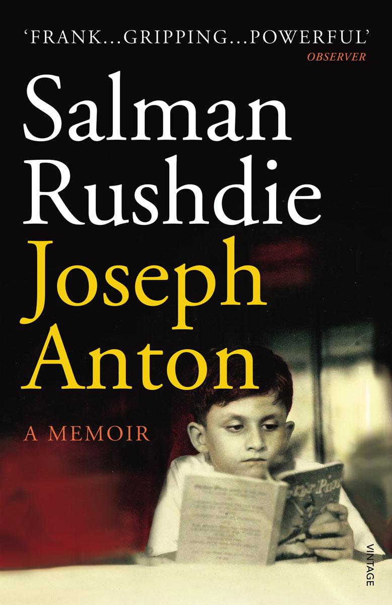 Joseph Anton rushdie salman haroun and luka