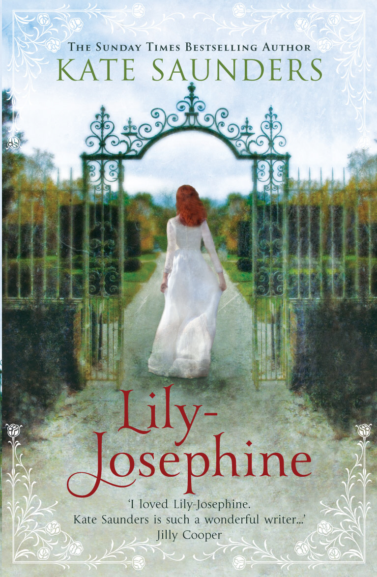 Lily-Josephine bloodlines the golden lily