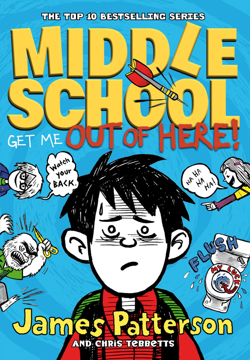 Middle School: Get Me Out of Here! roger priddy let s get ready for school simple maths маркер