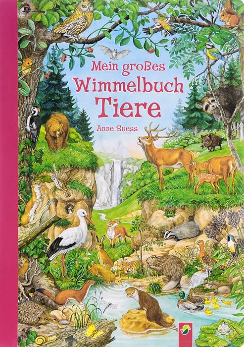 Mein grosses Wimmelbuch Tiere games [a1 a2] die welte der tiere