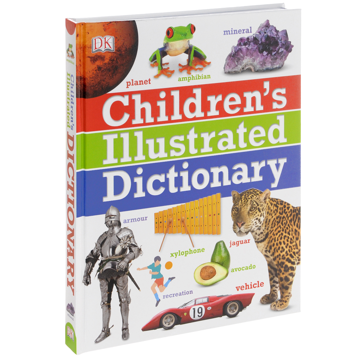 Children's Illustrated Dictionary dictionary of information