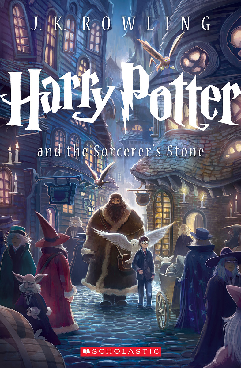 Harry Potter and the Sorcerer's Stone poe e a the mystery of marie roget