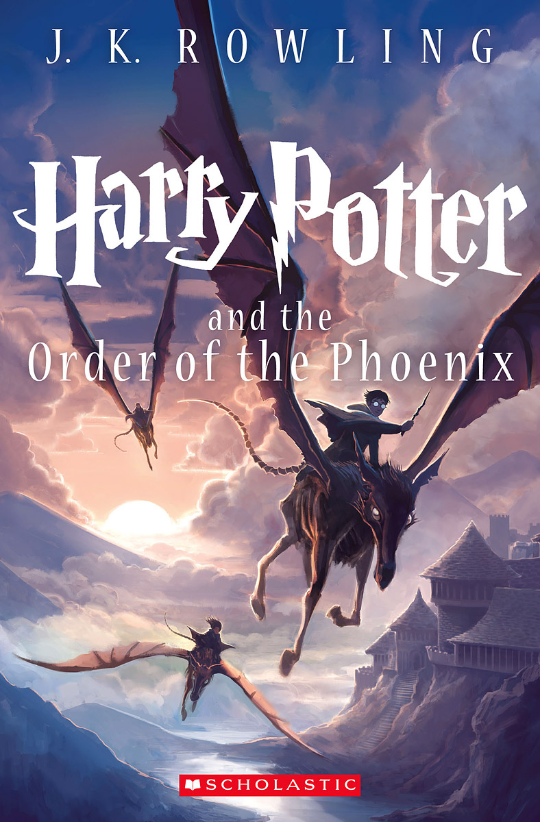 Harry Potter and the Order of the Phoenix harry potter 5 order of the phoenix
