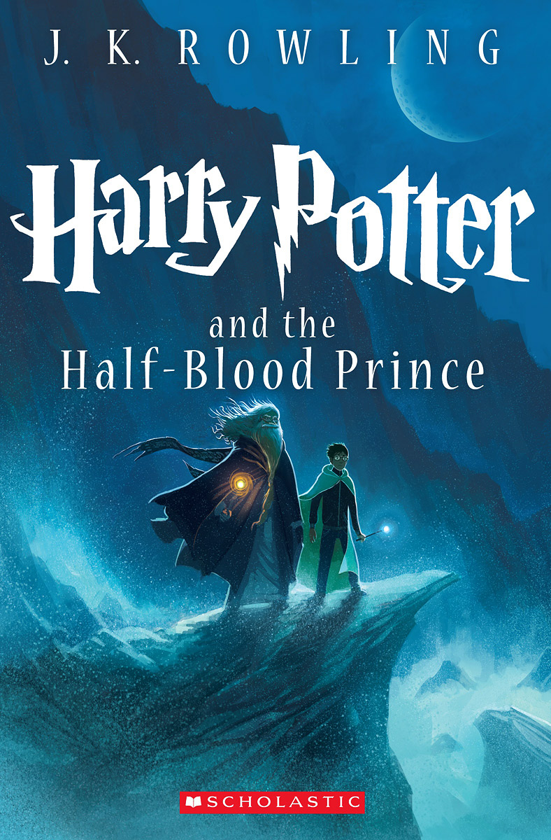 Harry Potter and the Half-Blood Prince the story of prince george