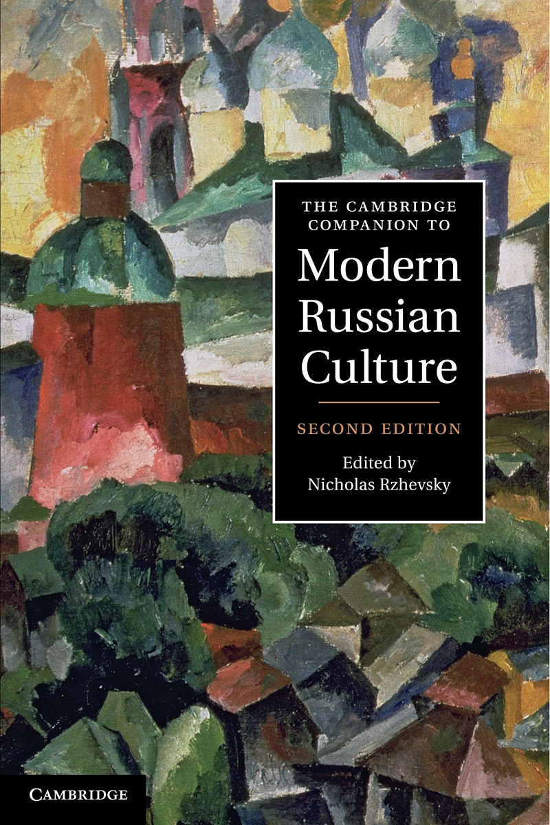 The Cambridge Companion to Modern Russian Culture russian phrase book