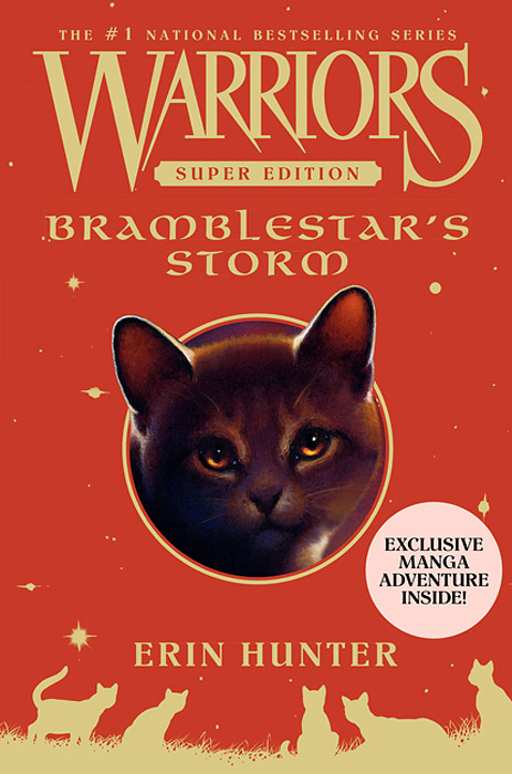 Bramblestar's Storm hunter е warriors omen of the stars 1 the fourth apprentice