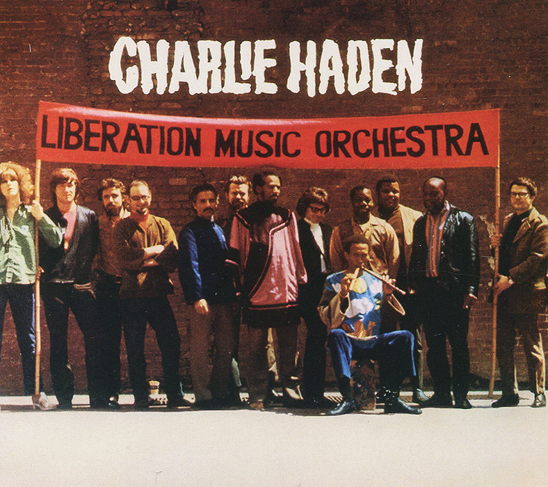 Чарли Хэйден Charlie Haden. Liberation Music Orchestra 90th construction liberation stamps chinese people liberation armye colorful