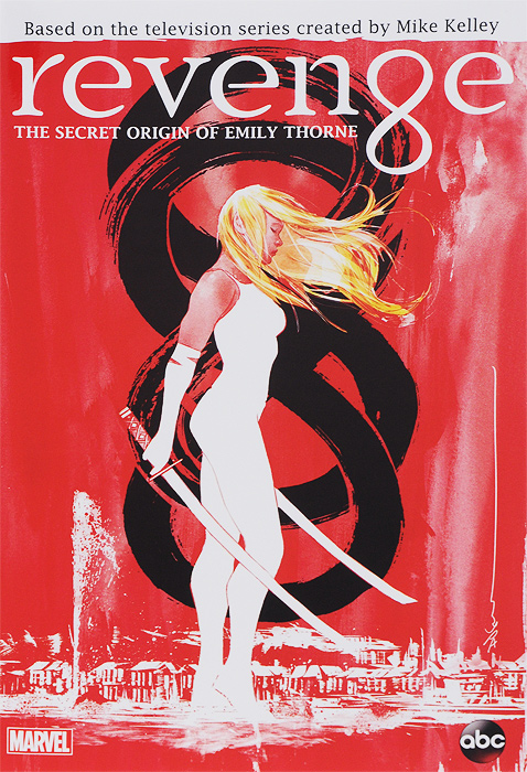 Revenge: The Secret Origin of Emily Thorne the woman who stole my life