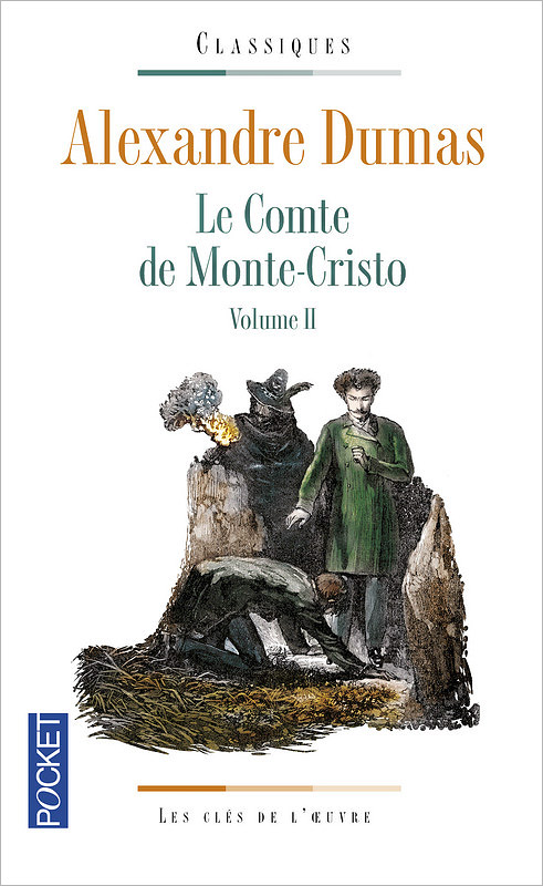 Le Comte de Monte-Cristo II dumas a le capitaine paul