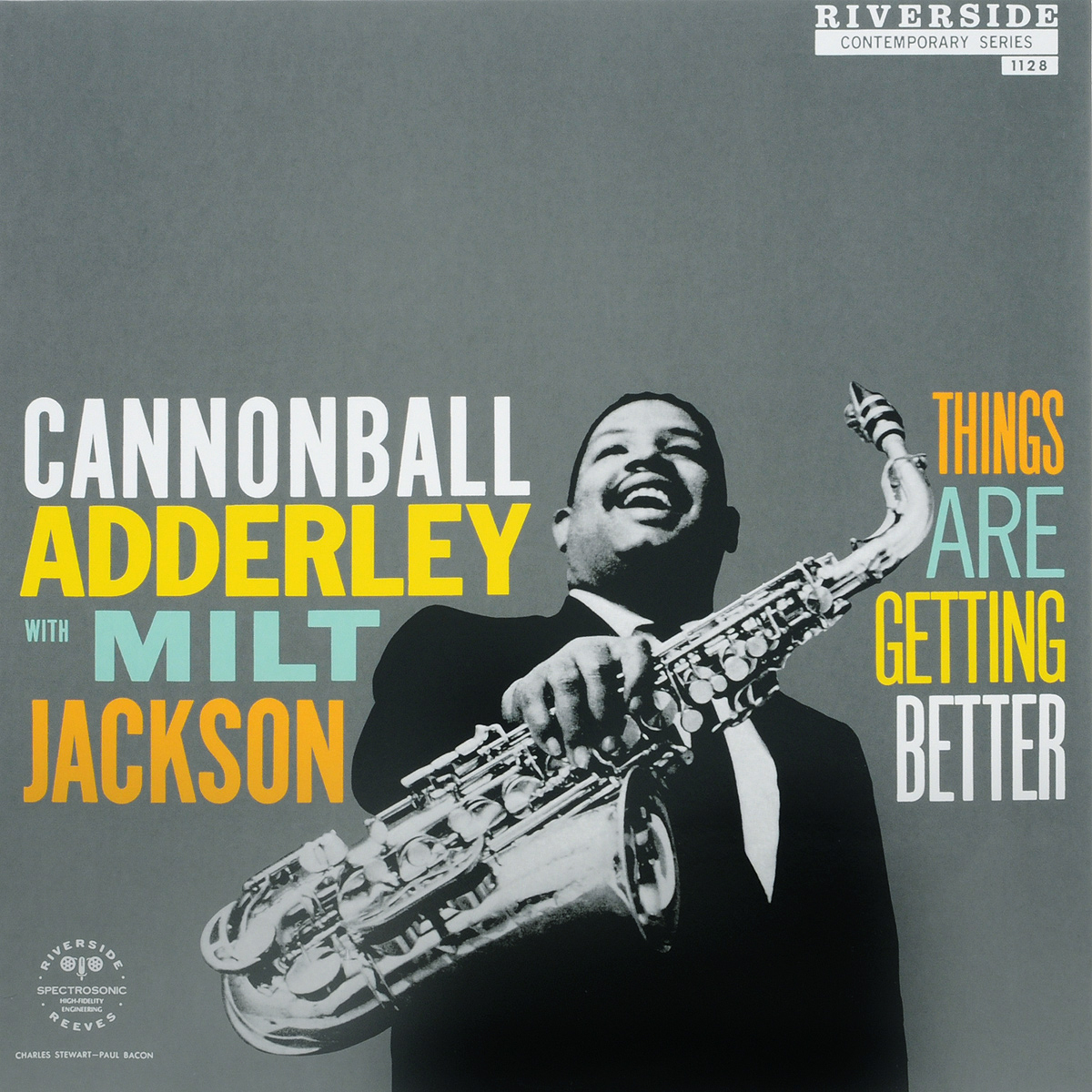 Кэннонболл Эдерли,Милт Джексон Cannonball Adderley With Milt Jackson. Things Are Getting Better (LP) кэннонболл эдерли милтон джексон cannonball adderley