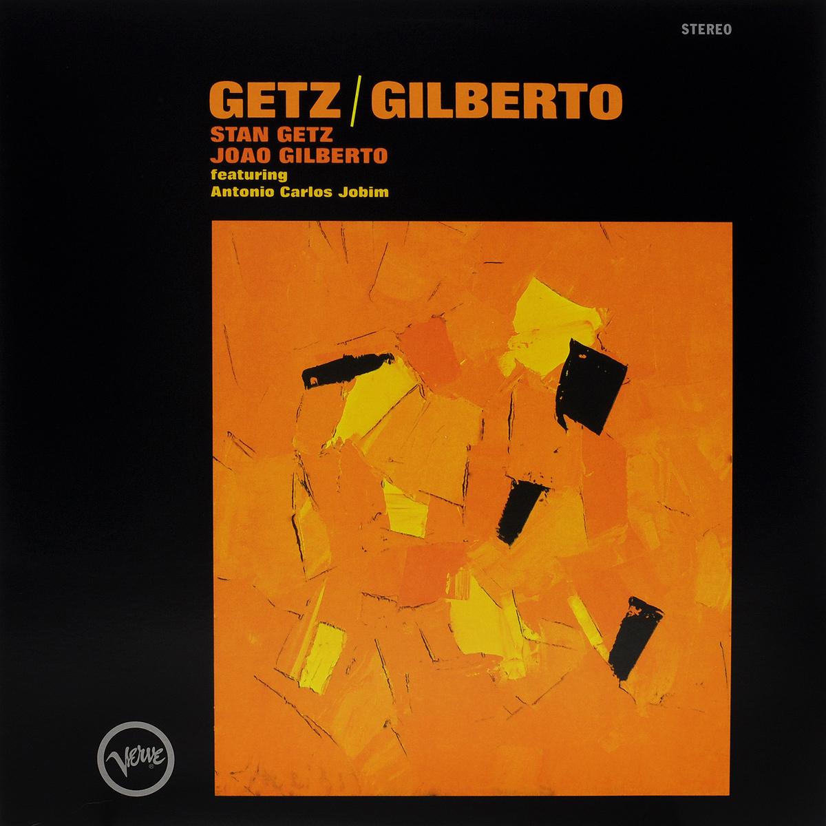 Стэн Гетц,Жоао Жильберто,Антонио Карлос Жобим Stan Getz & Joao Gilberto. Getz / Gilberto (LP) gilberto gil bandadois