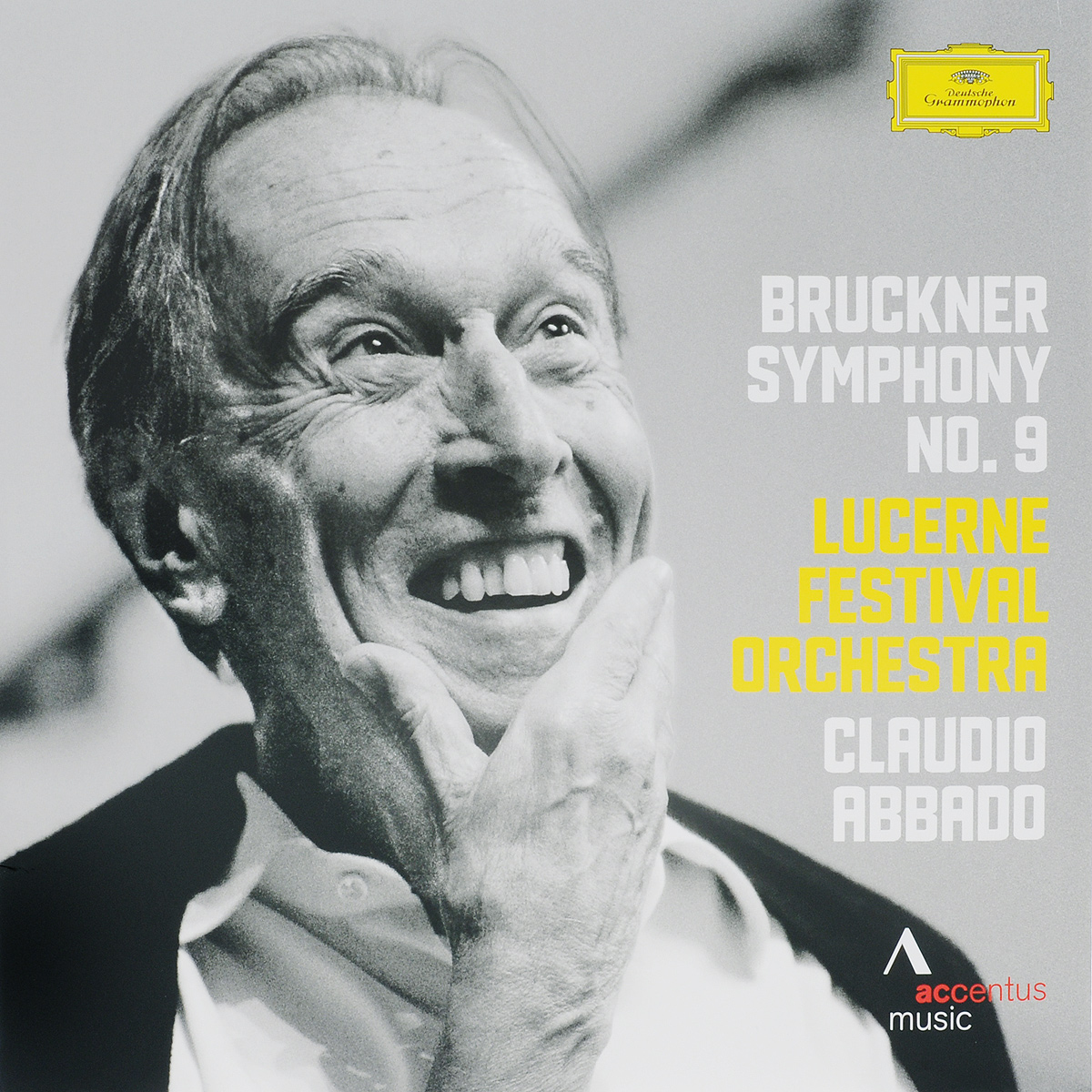 Lucerne Festival Orchestra,Клаудио Аббадо Bruckner: Symphony No. 9. Lucerne Festival Orchestra / Claudio Abbado (2 LP) клаудио аббадо orchestra mozart claudio abbado schubert the great c major symphony 2 lp
