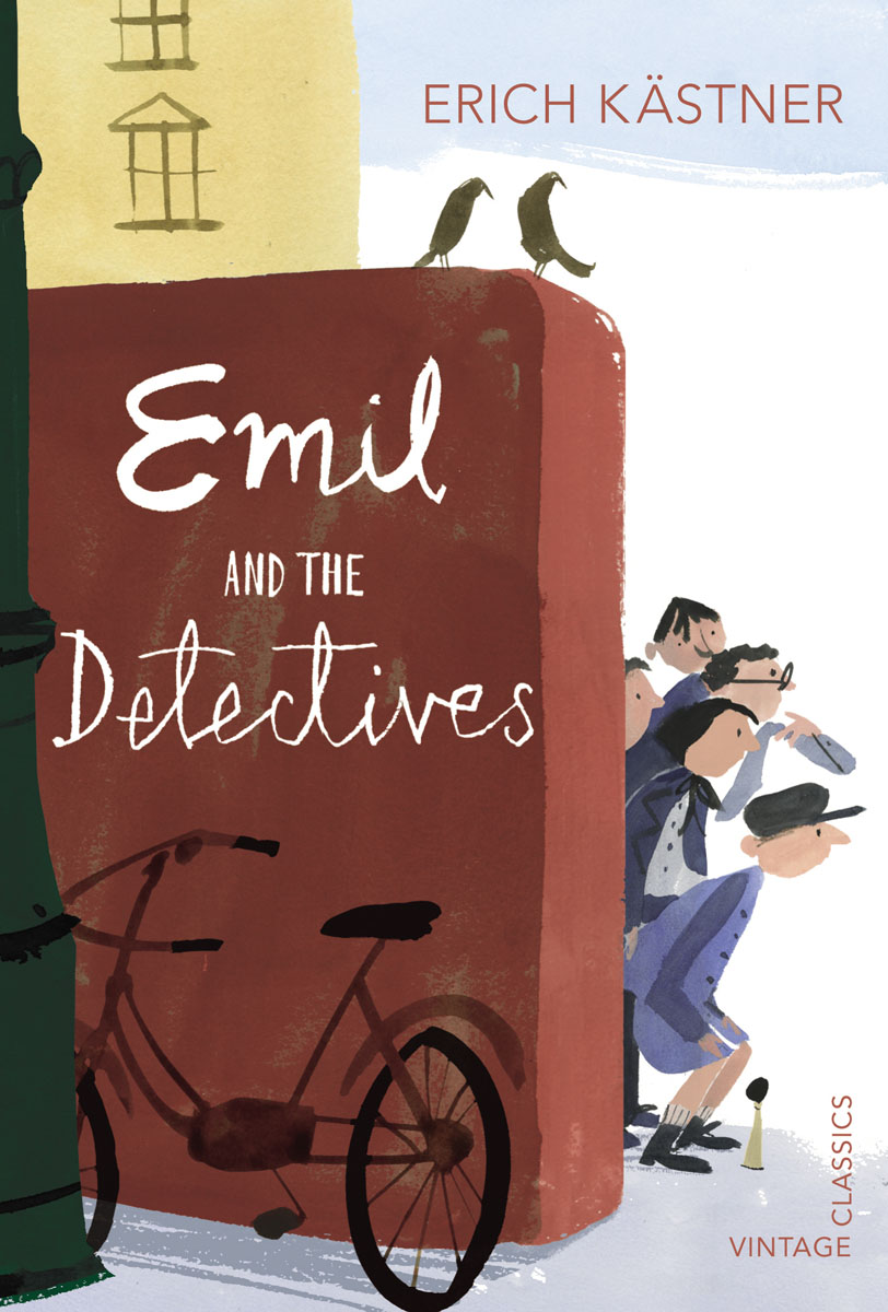 Emil and the Detectives a cat a hat and a piece of string