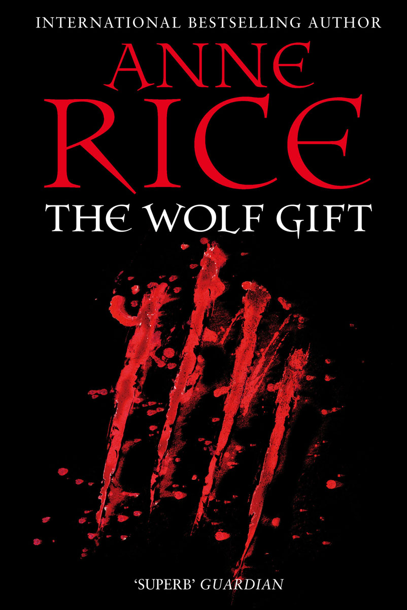The Wolf Gift the man within