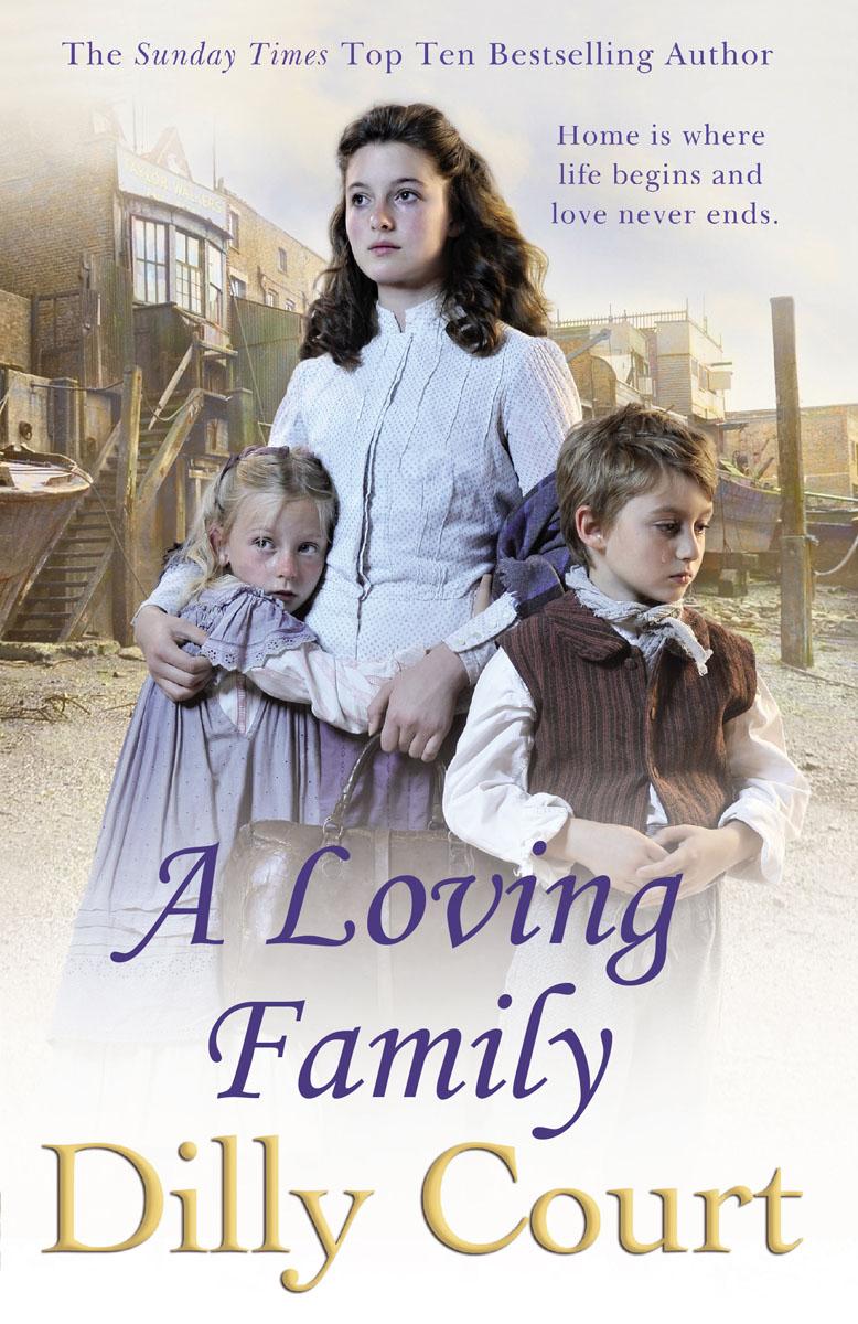 A Loving Family what she left