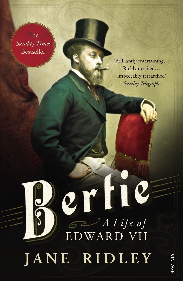 Bertie: A Life of Edward VII the heir