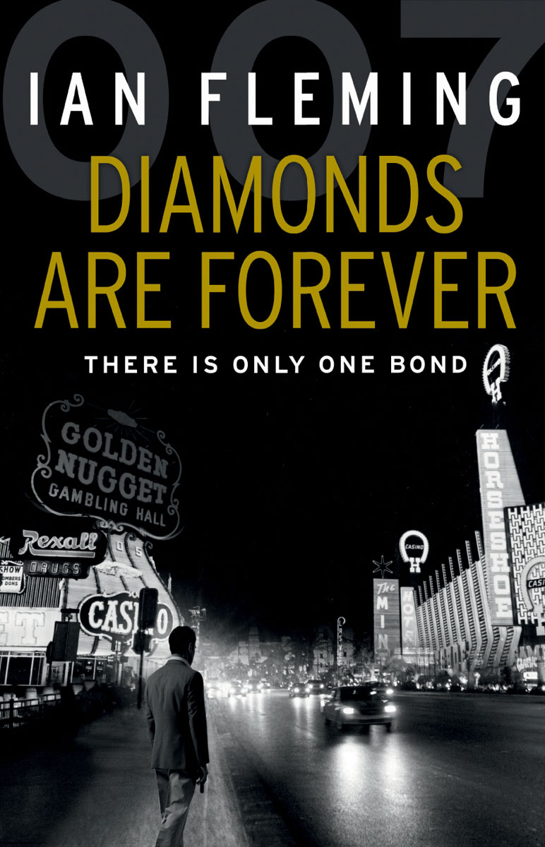 Diamonds are Forever ian fleming diamonds are forever
