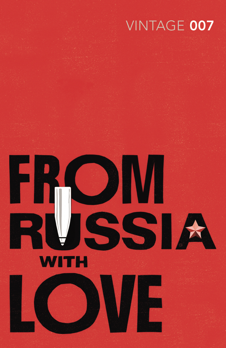 From Russia with Love irresistible