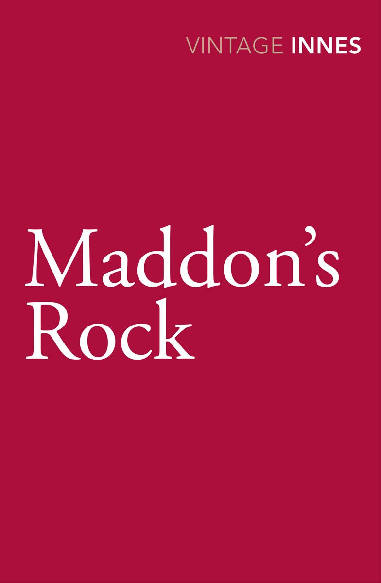 Maddon's Rock what she left