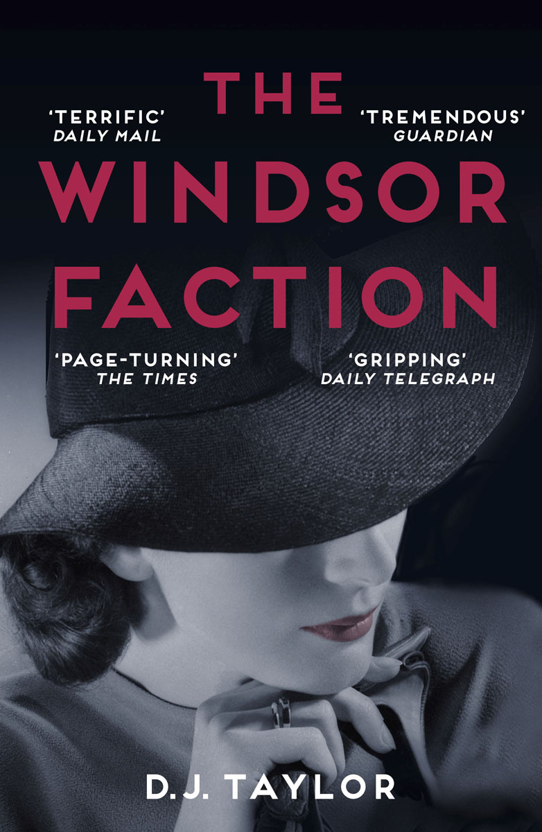 The Windsor Faction victorian america and the civil war